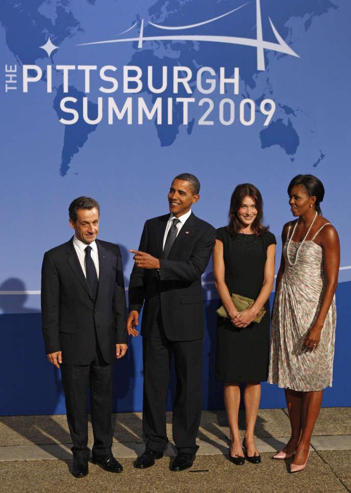 Réunis à Pittsburgh fin septembre, les dirigeants du G20 s'accordent face à la crise sur : un rôle accru du FMI, un modèle de croissance mondiale plus équilibré et l'encadrement du montant des bonus versés aux traders.