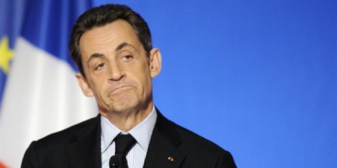Nicolas Sarkozy s'en est pris mercredi 23 novembre à la proposition de loi du Sénat visant à accorder le droit de vote aux étrangers aux élections municipales.