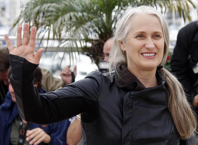 La réalisatrice Jane Campion au 62e Festival du film de Cannes, le 15 mai 2009.