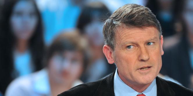 L'eurodéputé socialiste Vincent Peillon.
