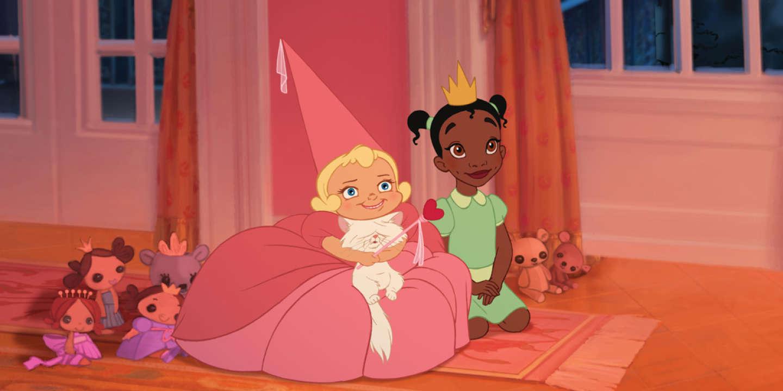 La Princesse Et La Grenouille Le Retour Peu Convaincant