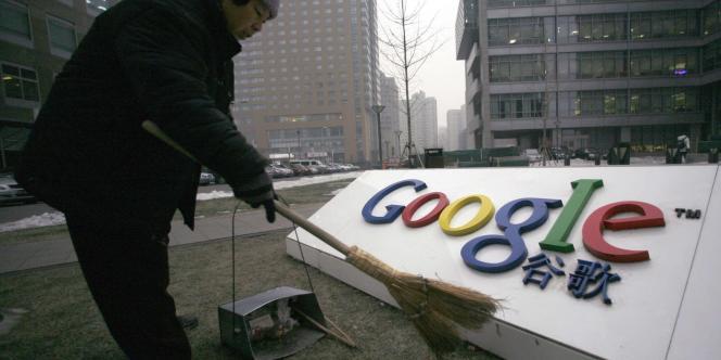 L'affaire Google intervient au moment où Pékin donne un tour de vis – très mal ressenti – sur l'Internet chinois