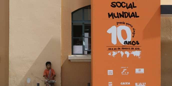 Le Forum social mondial (FSM) s'est tenu du 25 au 29 janvier 2010 à Porto Alegre.