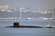 «Je n'ai curieusement pas eu de sentiment de claustrophobie dans un sous-marin», explique Antonin Baudry.