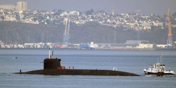 Le sous-marin nucléaire