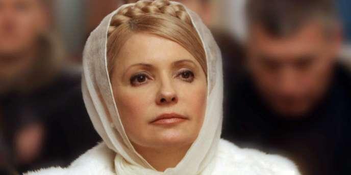 L'ancienne première ministre ukrainienne et ennemie déclarée du président Ianoukovitch souffre de graves problèmes de dos.