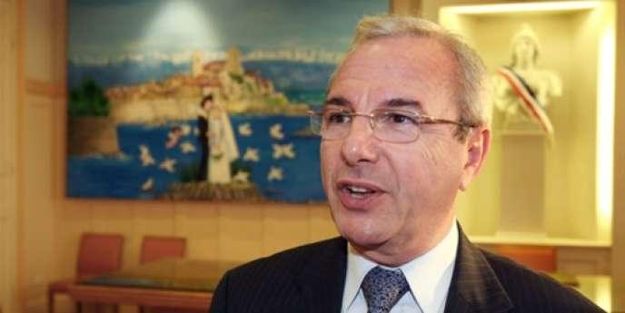 Jean Leonetti, le 2à mars 2008.
