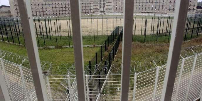 Prison de Fleury-Mérogis, le 17 septembre 2009.