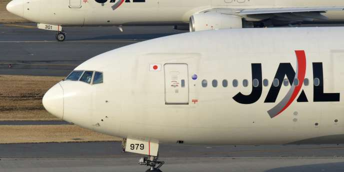 La compagnie Japan Airlines.