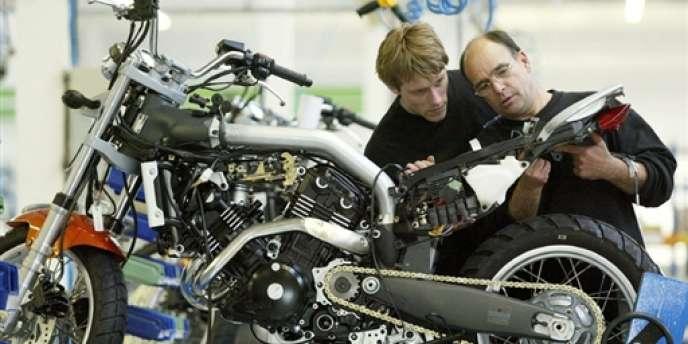 Les motards sont déjà soumis au contrôle technique dans seize pays de l'Union européenne. Dans les onze autres, dont la France, ils ne le sont pas.