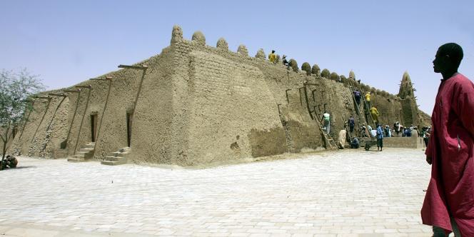 La mosquée de Djingareyber.