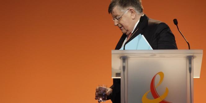 Didier Lombard, l'ancien patron de France Télécom, devait être entendu le 4 juillet sur les suicides au sein du groupe.