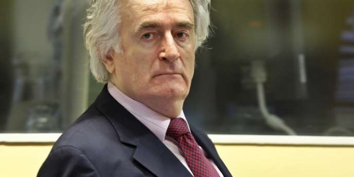 Radovan Karadzic est accusé d'avoir orchestré un