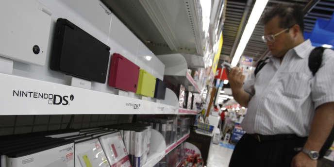 Un magasin de jeux vidéo à Tokyo, en juillet 2009