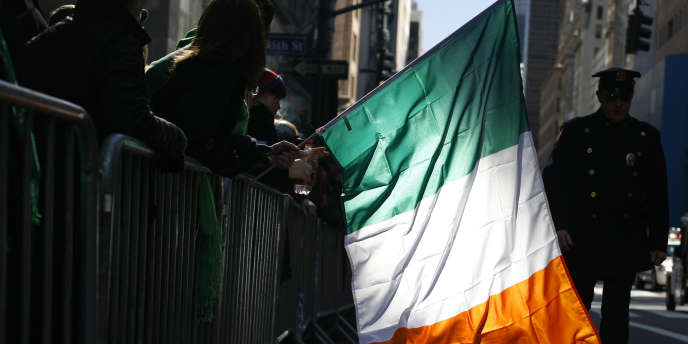 L'économie irlandaise reste enfoncée dans la récession depuis deux ans.