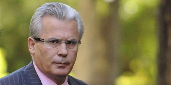 Le juge espagnol Baltasar Garzon, le 16 octobre 2009 à Madrid.