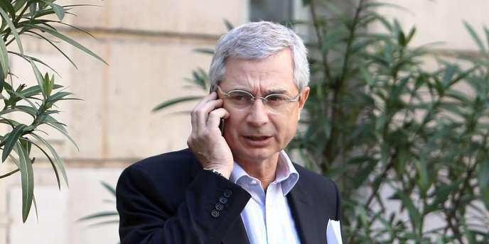 Député et président du conseil général de Seine-Saint-Denis, Claude Bartolone était le responsable des relations extérieures dans l'équipe de campagne de Frnaçois Hollande.