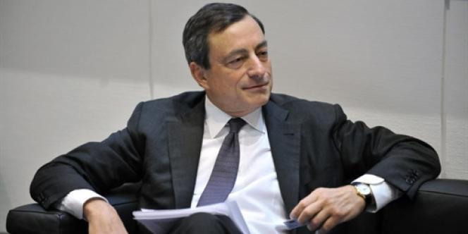 Mario Draghi, le président de la BCE, a exclu d'accorder au Mécanisme européen de stabilité (MES) le statut de banque, privant le fonds de la possibilité d'emprunter à la BCE.