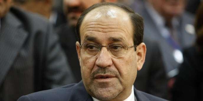 Nouri al-Maliki, le premier ministre, a dénoncé