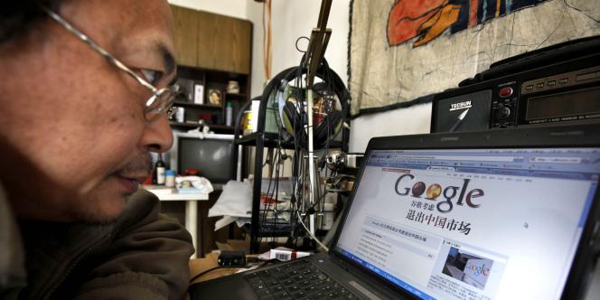 Le blogueur Tiger Temple, le 23 mars 2010.