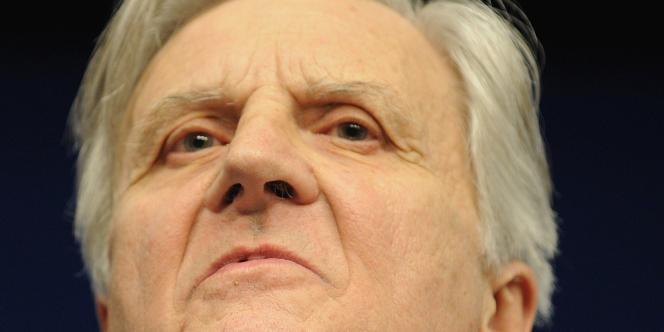 Le président de la BCE, Jean-Claude Trichet.