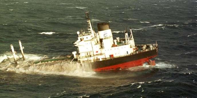 Le pétrolier maltais