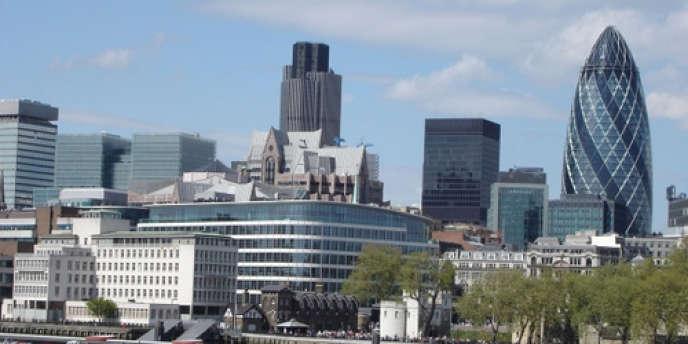 La taxe sur les transactions financières mise sur les rails par onze pays de l'Union européenne concernera aussi la City.
