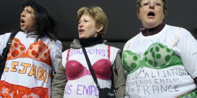 LMardi 28 février, les ouvrières se sont réunies pour leur dernière assemblée générale en tant que salariées du fabricant de sous-vêtements d'Yssingeaux.