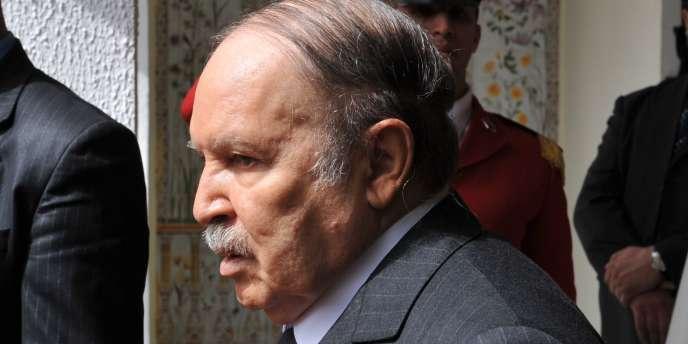 Selon des télégrammes diplomatiques américains, le président algérien, Abdelaziz Bouteflika,