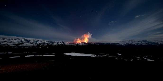 La précédente éruption de l'Eyjafjöll avait duré treize mois, de 1821 à 1823.