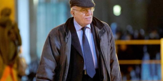 Bernard Guillet, l'ex-conseiller diplomatique de Charles Pasqua, en 2009.