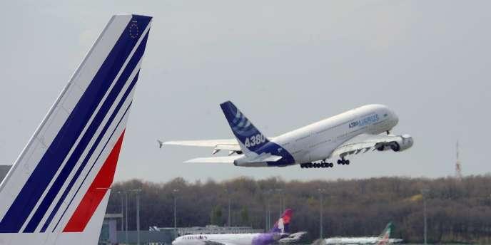 Le bilan du mois comptabilise notamment le contrat pour six très gros porteurs A380 par la compagnie sud-coréenne Asiana Airlines.