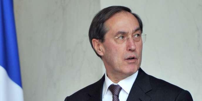 Claude Guéant, en avril 2011, à Paris.
