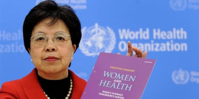 Margaret Chan, directrice général de l'Organisation mondiale de la santé, a déclaré terminée, mardi 10 août, la pandémie due au virus H1N1.