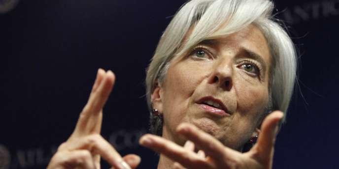 Outre l'affaire Tapie, Christine Lagarde serait impliquée dans deux autres dossiers, pense savoir le site d'information Mediapart.