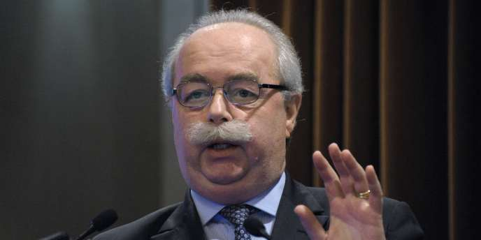 Le PDG de Total, Christophe de Margerie, en 2010.
