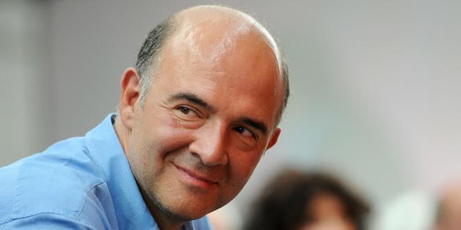Pierre Moscovici, député du Doubs.