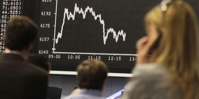 Dans le contexte actuel, la nervosité sur les marchés est extrême.