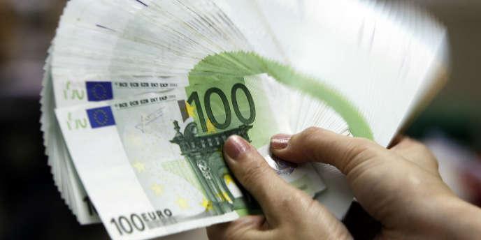 Selon l'Insee, l'économie française progresserait cette année de 0,4 %.