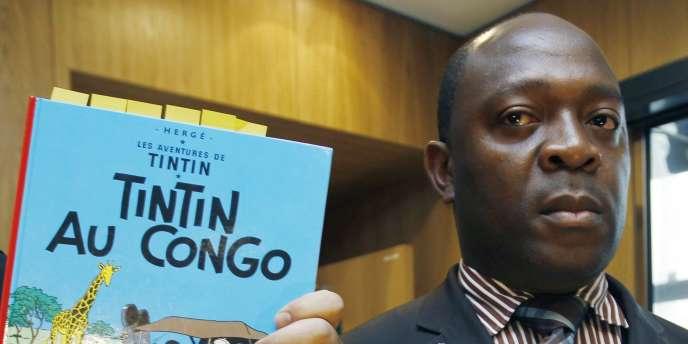 Le Congolais Bienvenu Mbutu Mondondo veut faire interdire la publication de