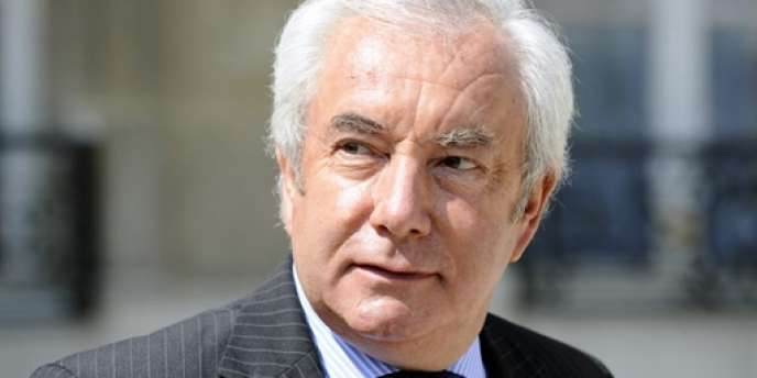 Alain Marleix, ancien secrétaire d'Etat aux collectivités locales, en juillet 2009.