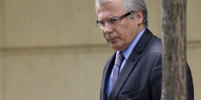 Le juge Garzon à Madrid, le 12 mai 2010.