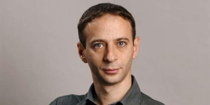 Laurent Baumel, secrétaire national adjoint à l'Europe et aux relations internationales du PS.