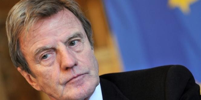 Bernard Kouchner en décembre 2009.