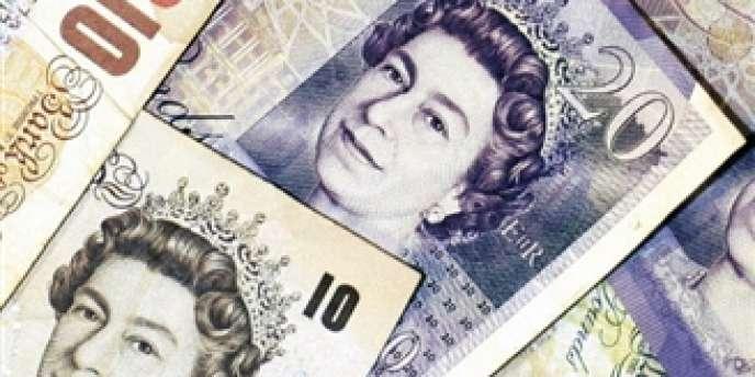 La reprise de l'économie britannique s'est accélérée au deuxième trimestre.