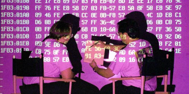 Des ingénieurs de l'éditeur d'antivirus Symantec, en mars 2010.