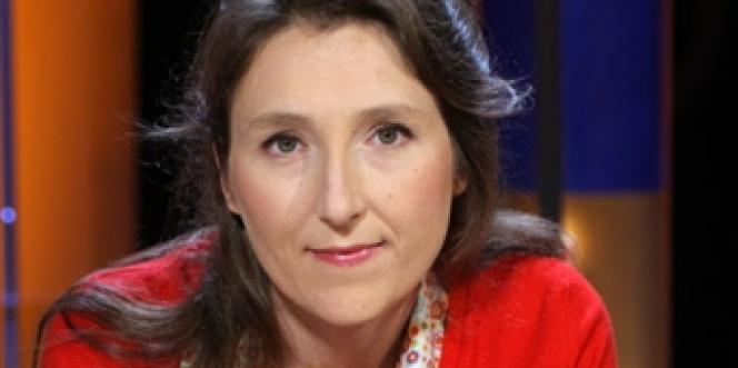 Marie Darrieussecq à Paris en août 2007.