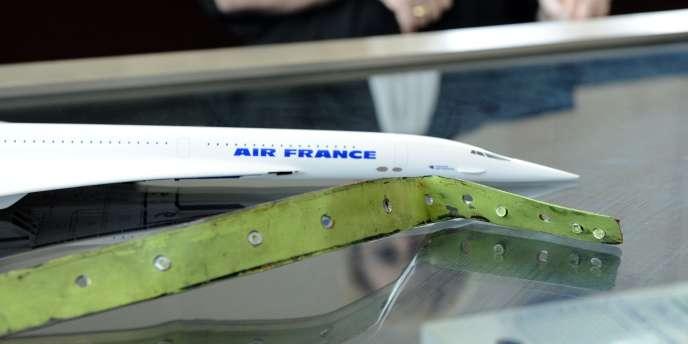 Le tribunal correctionnel de Pontoise avait jugé qu'un DC10 de Continental avait déclenché la catastrophe survenue à Gonesse (Val-d'Oise), en perdant une lamelle métallique sur la piste de décollage du Concorde, à Roissy.