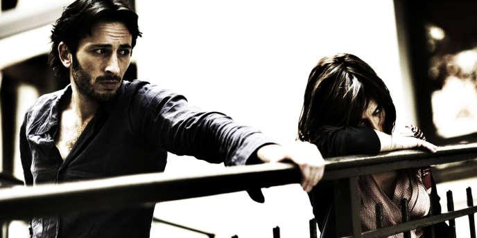 Michaël Cohen et Emmanuelle Béart dans le film français de Michaël Cohen,