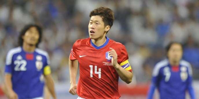 Park Ji-sung a débloqué la situation en amical face au Japon. Finalement, la Corée du Sud s'impose 2-0 à Saitama, devant le public japonais.